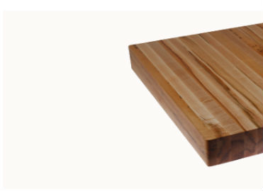 Edge grain cutting boards are an excellent value for the money!